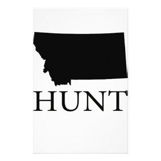 Hunt Montana Stationery