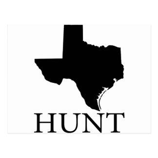 Hunt Texas Postcard