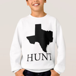 Hunt Texas Sweatshirt