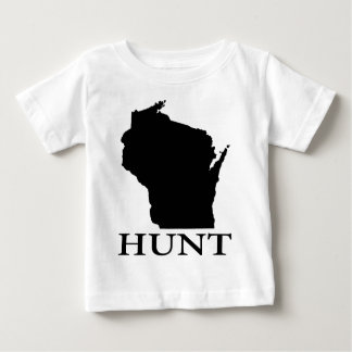 Hunt Wisconsin Baby T-Shirt