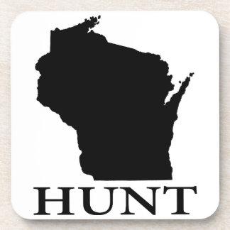 Hunt Wisconsin Coaster