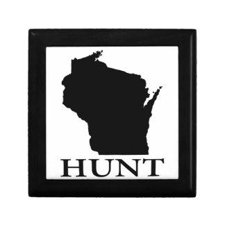 Hunt Wisconsin Gift Box