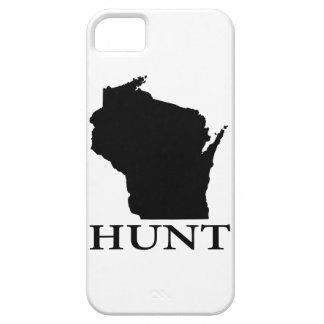 Hunt Wisconsin iPhone 5 Covers