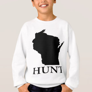 Hunt Wisconsin Sweatshirt