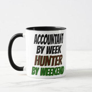 Hunter Accountant Mug