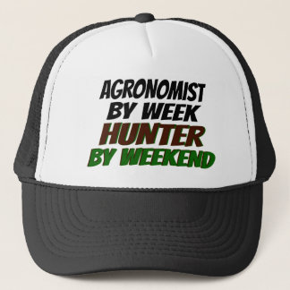 Hunter Agronomist Trucker Hat