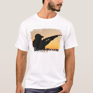 Hunter and Gun T-Shirt