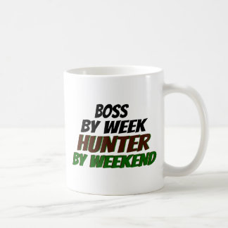 Hunter Boss Coffee Mug