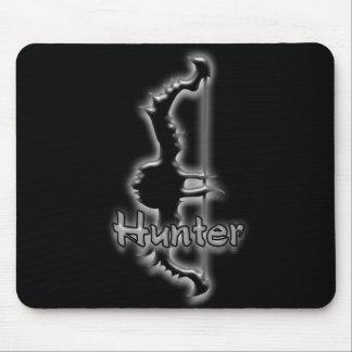 hunter bow mousepad