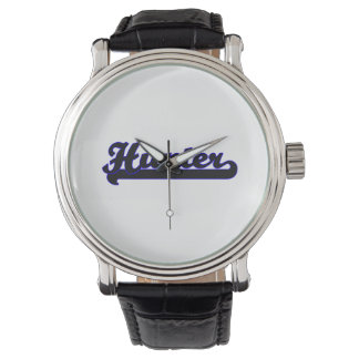 Hunter Classic Job Design Wristwatch