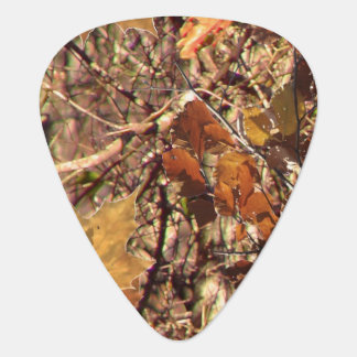 Hunter Forest Camouflage Painting Customize This Plectrum
