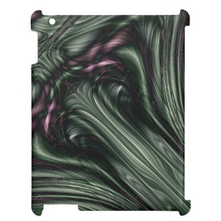 Hunter Green Digital Cover For The iPad 2 3 4