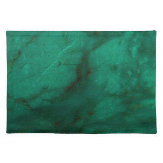 Hunter Green Marble Placemat