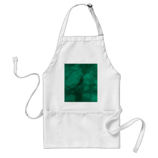 Hunter Green Marble Standard Apron