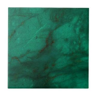 Hunter Green Marble Tile
