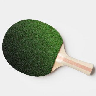 Hunter Green Shimmer Ping Pong Paddle