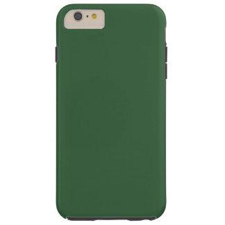 Hunter Green Tough iPhone 6 Plus Case