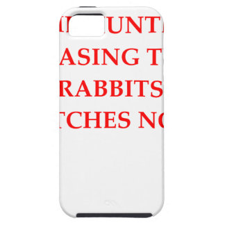 HUNTER iPhone 5 COVER