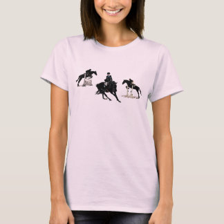 Hunter Jumper Equestrian Horse T-Shirt