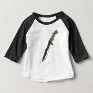 Hunter Knife Baby T-Shirt