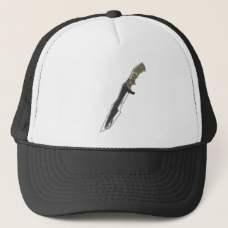 Hunter Knife Trucker Hat