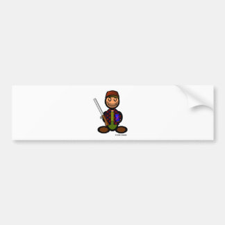 Hunter (plain) bumper sticker