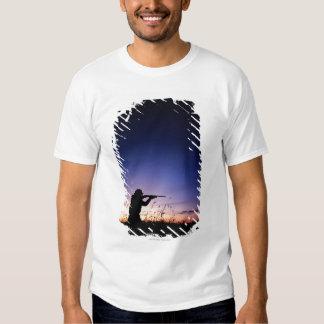 Hunter Silhouette Tshirts