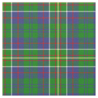 Hunter Tartan Print Fabric