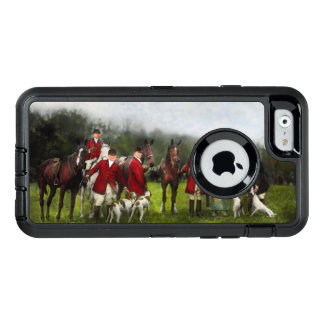 Hunter - The fox hunt - Tally-ho 1924 OtterBox Defender iPhone Case