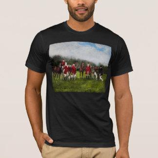 Hunter - The fox hunt - Tally-ho 1924 T-Shirt