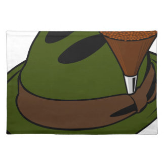 Hunter's Hat Placemat