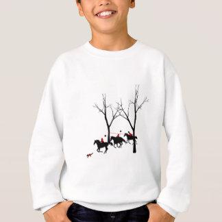 hunters hunted sweatshirt