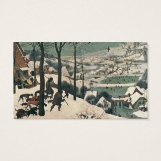 Hunters in the Snow - January, 1565