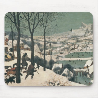Hunters in the Snow - january, 1565 Mouse Pads