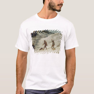 Hunters in the Snow or The Poachers T-Shirt