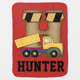 Hunter's Personalized Gifts Baby Blanket