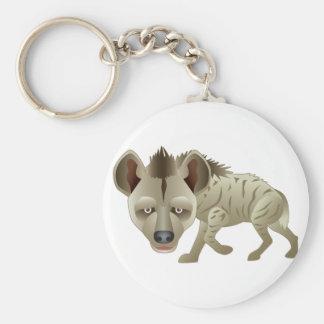 Huntin' Hyena Key Ring