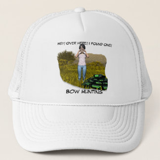 Hunting - Bow Hunter Trucker Hat