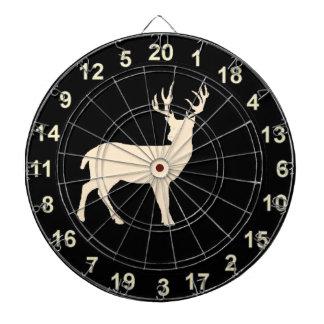 Hunting Buck Standing  Dart Board 2