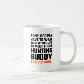 Hunting Buddy Father Son Coffee Mug