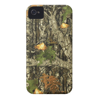 Hunting Camo iPhone 4 Case-Mate Case