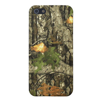 Hunting Camo iPhone 5/5S Case