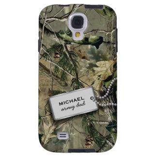 Hunting Camouflage Galaxy S4 Case