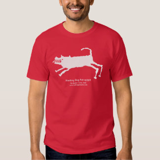 Hunting Dog Petroglyph T Shirts