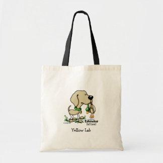Hunting Dog - Yellow Labrador Retriever bag