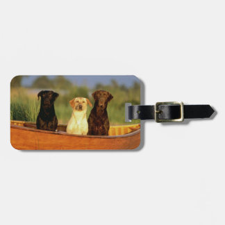 Hunting Dogs Luggage Tags