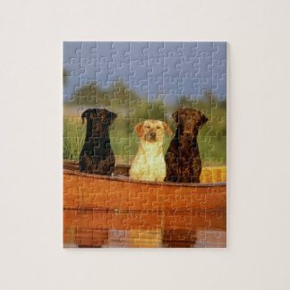 Hunting Dogs Puzzles