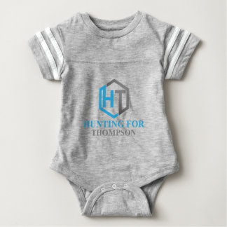 Hunting For Thompson Baby Bodysuit