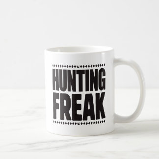 Hunting Freak Coffee Mug