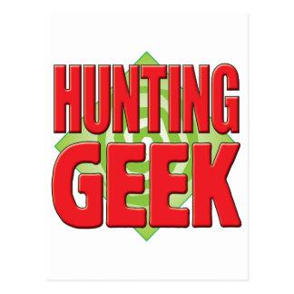 Hunting Geek v2 Post Card